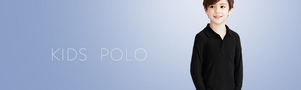 1113-kids polo