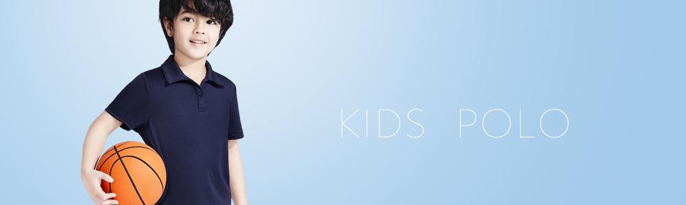 0223-kids polo