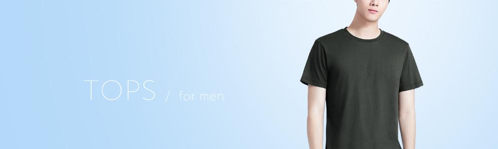 男裝>上衣類