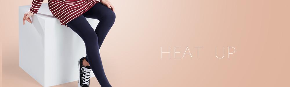 女裝>Heatpush>發熱褲