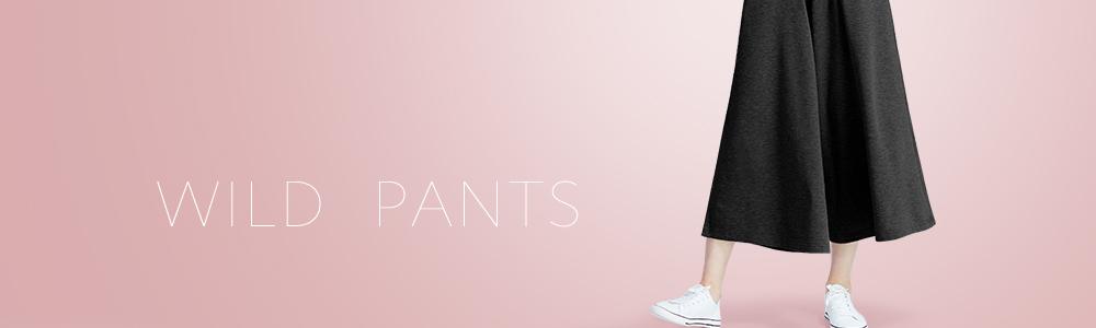 女裝 > 下身類 > 寬褲