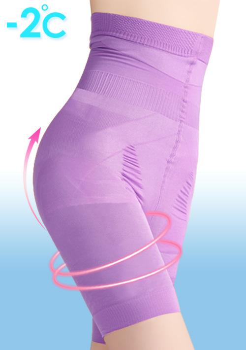 3D冰雕俏臀機能塑身褲