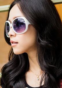 復古明星款太陽眼鏡