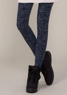 包腳款-安哥拉仿羊毛超厚褲襪