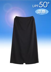防曬抗UV一片式長裙