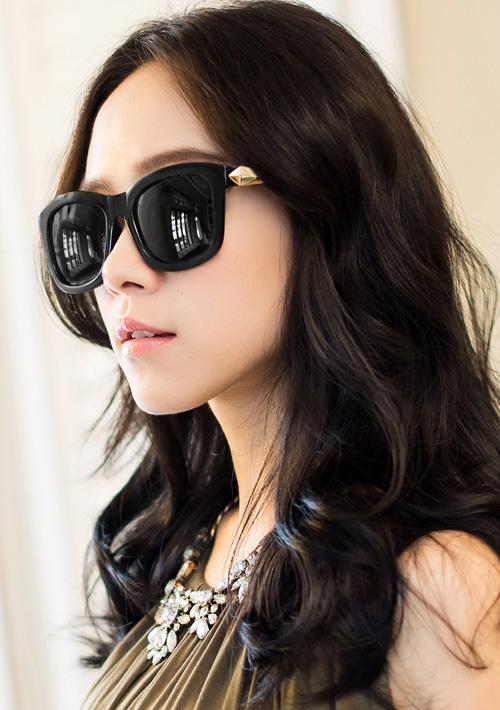 韓系街頭金邊太陽眼鏡