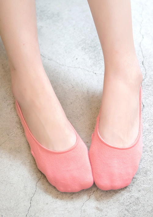 矽膠防滑舒適萊卡隱形襪