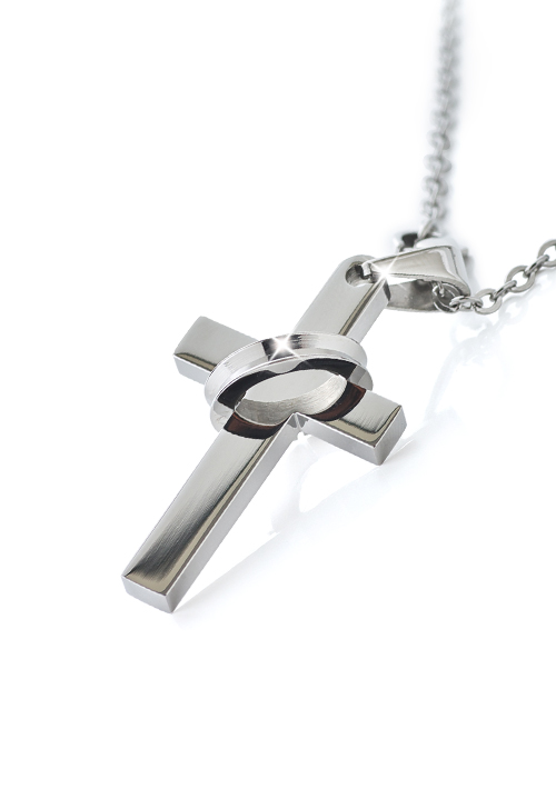 Yes.I do‧十字架情人項鍊