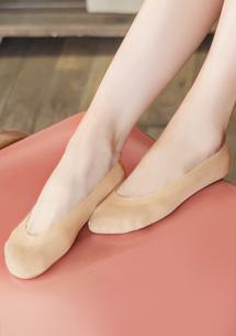 舒適無痕矽膠防滑隱形襪