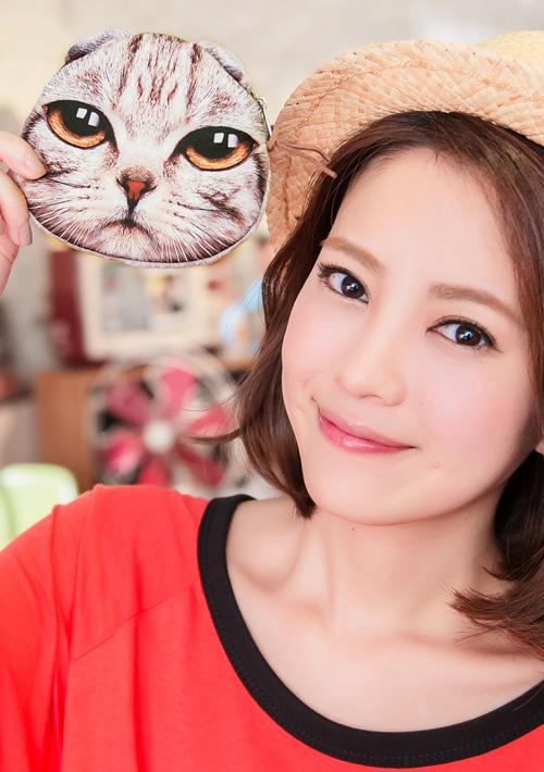 可愛貓咪零錢包