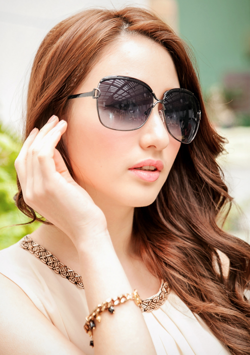 時尚經典方框太陽眼鏡