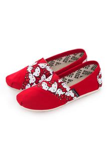KITTY經典舒適輕軟休閒鞋