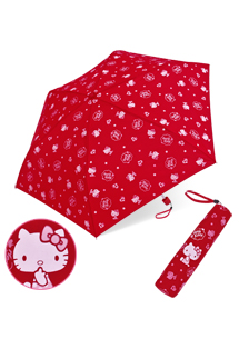 Hello Kitty 輕巧迷你折傘