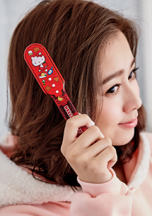 Hello Kitty輕巧造型折疊梳