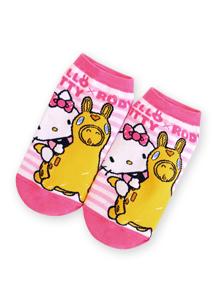 Hello Kitty x Rody棉柔短襪