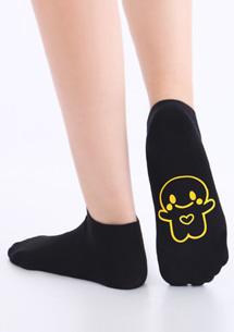 柔舒踩小人止滑短襪