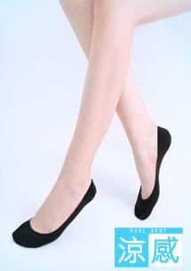涼感舒適防滑隱形襪