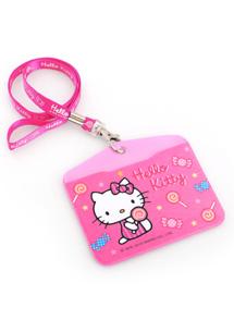 Hello Kitty繽紛證件套組