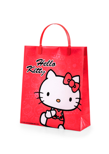 Hello Kitty防水手提袋