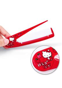 Hello Kitty尖尾摺疊梳