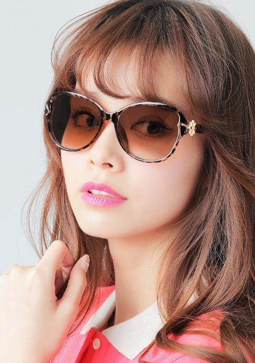 經典鑲花太陽眼鏡