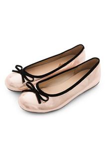 緞面光感娃娃鞋