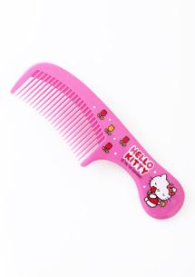 Hello Kitty輕巧可愛梳子