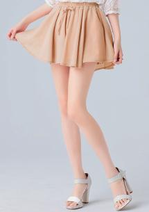 甜感迷人雪紡褲裙