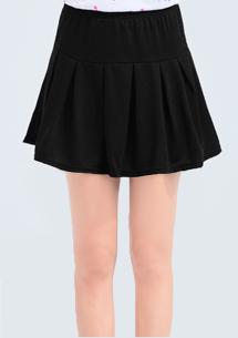 好感裝扮百褶短褲裙