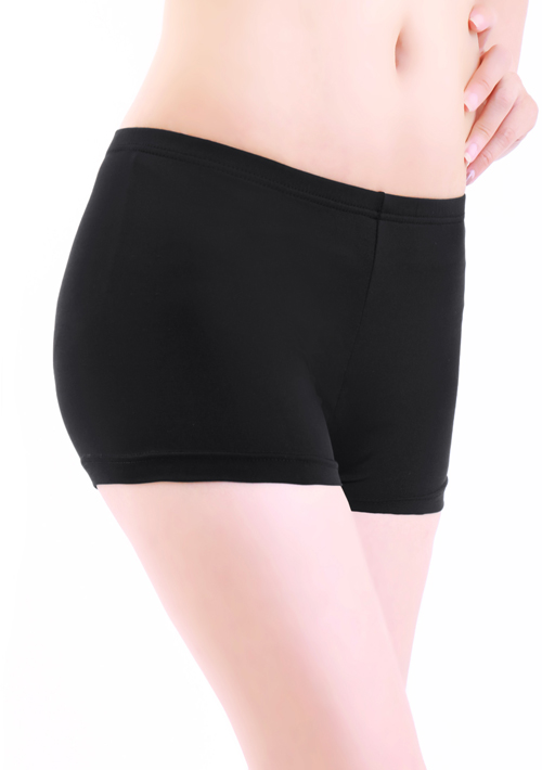 舒適牛奶絲安全褲