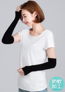 機能防蚊露指袖套