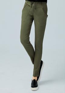 嶄新個性彈力舒適休閒褲