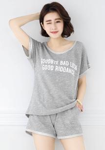 韓版時尚運動套裝