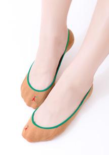鐵塔矽膠防滑隱形襪