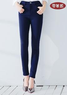 完美纖瘦親膚柔感長褲