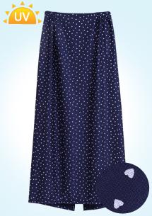 機能吸排抗UV防曬裙