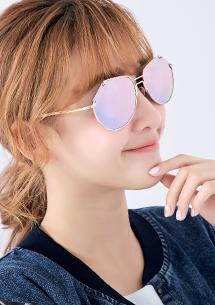韓星炫彩太陽眼鏡