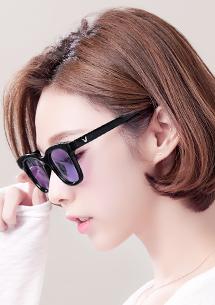 彩片明星款太陽眼鏡