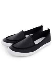 簡約個性透氣休閒鞋