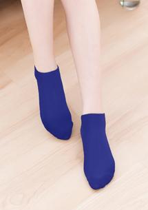 百搭舒適柔棉短襪