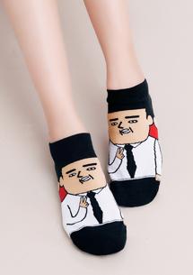 掰掰啾啾棉柔短襪