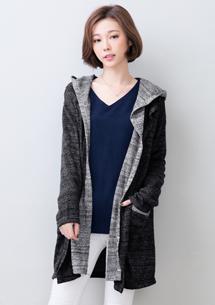 【限三天$199】韓流潮款針織開襟外套