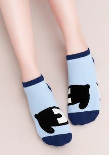 馬來貘舒柔短襪