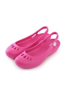 Kitty防水扣飾娃娃鞋