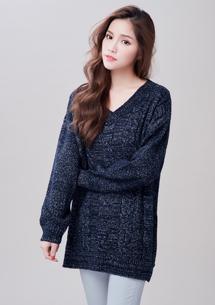 甜氛暖系麻花針織毛衣
