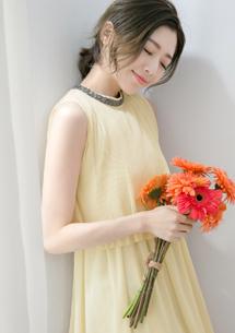 奢華典雅雪紡洋裝