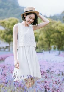 唯美氣質蕾絲雪紡洋裝
