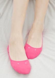 涼感點點防滑隱形襪
