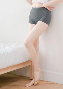 極彈舒柔無縫平口安全褲