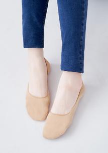 零束縛棉感防滑隱形襪